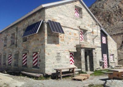 Cabane du Mountet